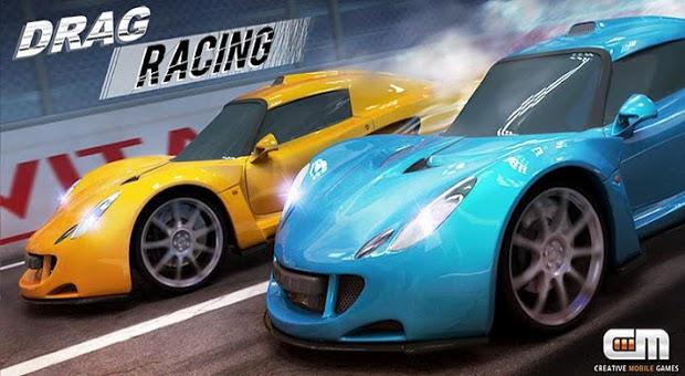 Drag Racing, compite con los coches más rápidos, incluye modo online