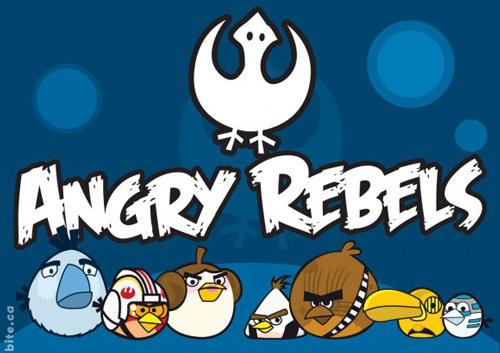 el bando angry rebels
