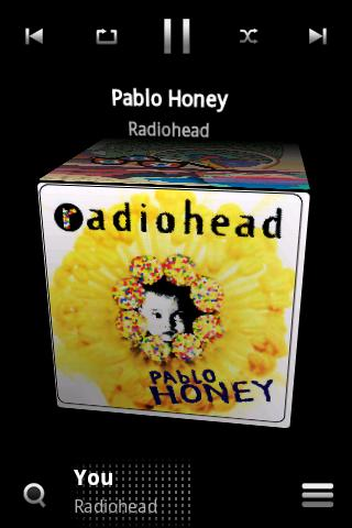 imagen del cubo selector de canciones