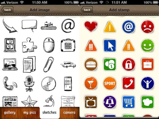 captura de pantalla de la App moredays para iOS