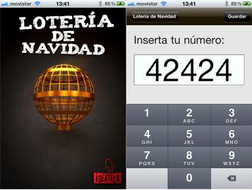comprobacion numeros de la loteria: