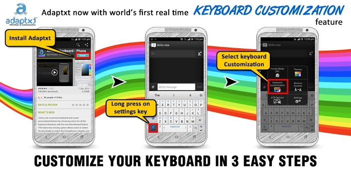 portada de Adaptxt Keyboard