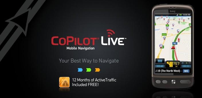 portada de CoPilot Live