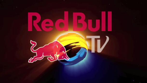 Logo de RedBull tv