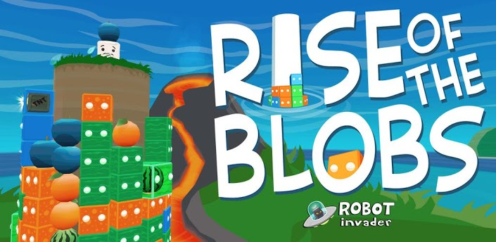 portada de Rise of the Blobs