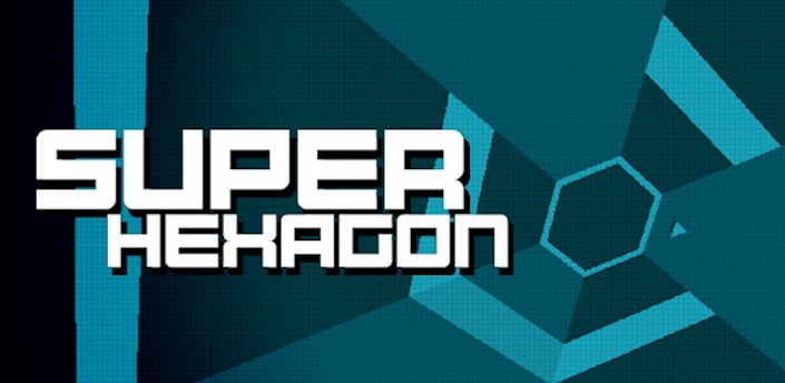 portada de Super Hexagon