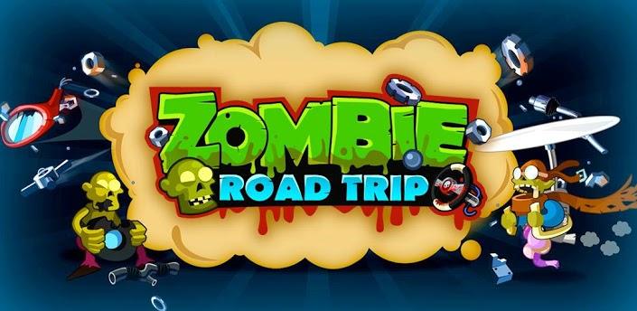 portada de Zombie Road Trip