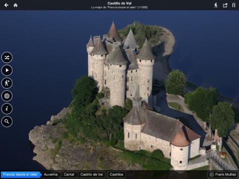 imagen de un castillo de francia