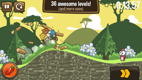 Imagen del juego noble nutlings