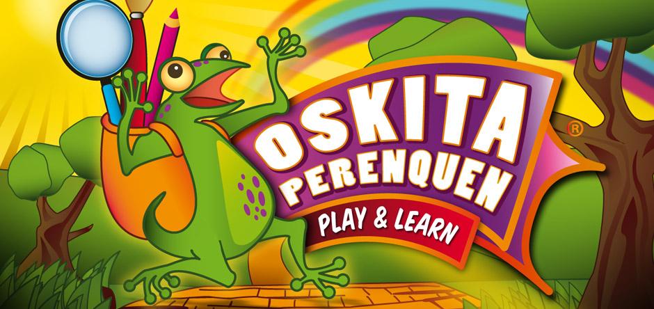 Image de portada del juego oskita