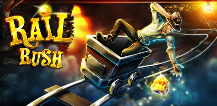 Imagen del juego rail rush