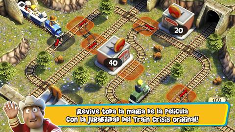 Imagen del juego tadeo jones train crisis