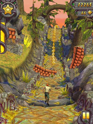 Imagen del juego temple run2