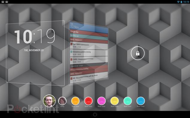 lockscreen o pantalla de bloqueo