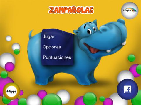 Imagen del menu de zampabolas