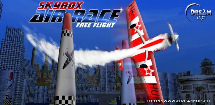 portada de Airrace SkyBox