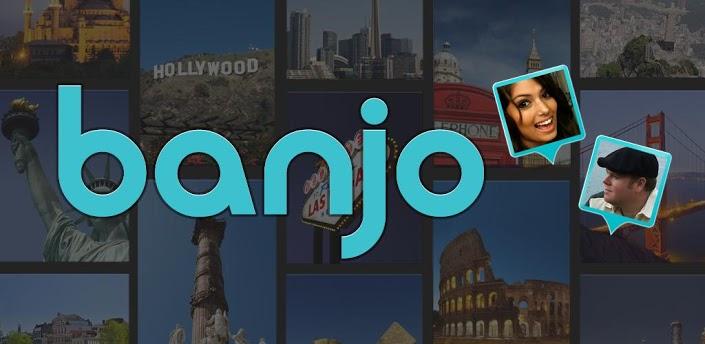 Imagen de la App Banjo