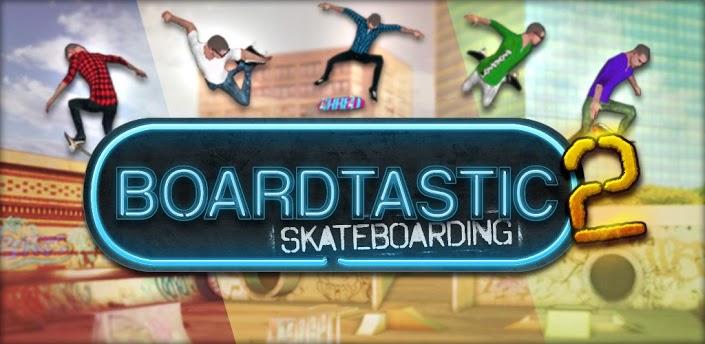 portada de Boardtastic Skateboarding 2