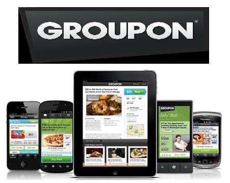 Imagen de la app groupon