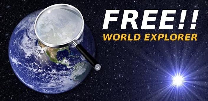 portada de Guía del Mundo -World Explorer