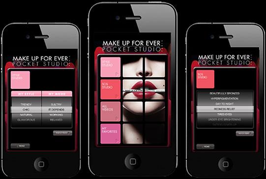 portada de MAKE UP FOr EVER Pocket Studio