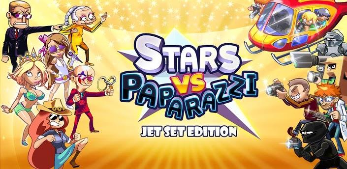 portada de Stars vs. Paparazzi