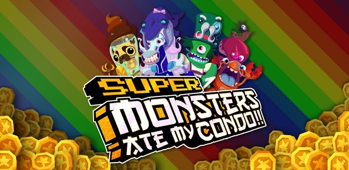 portada de Super Monsters At My Condo