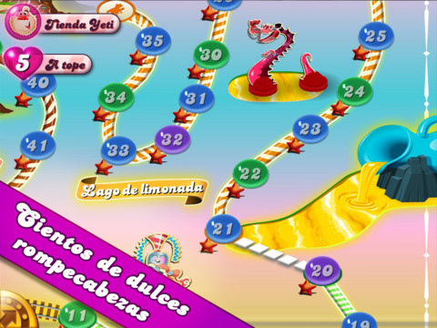 Image del juego Candy Crush