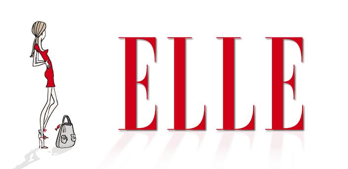 portada de la aplicación revista elle