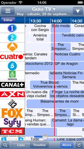Imagen de la App Guia Tv