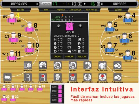 Imagen de la App Lets Basket