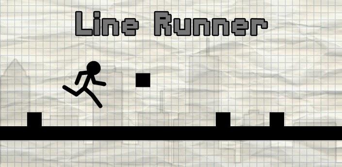 Imagen del juego line Runner