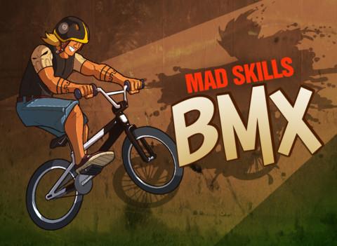 Imagen del juego Mad Skills BMX para iOS