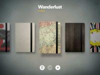 Imagen de la App paper para iPad