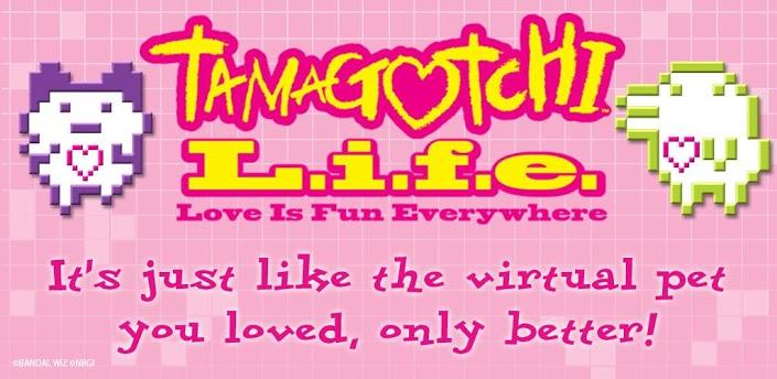 portada de Tamagotchi L.i.f.e.