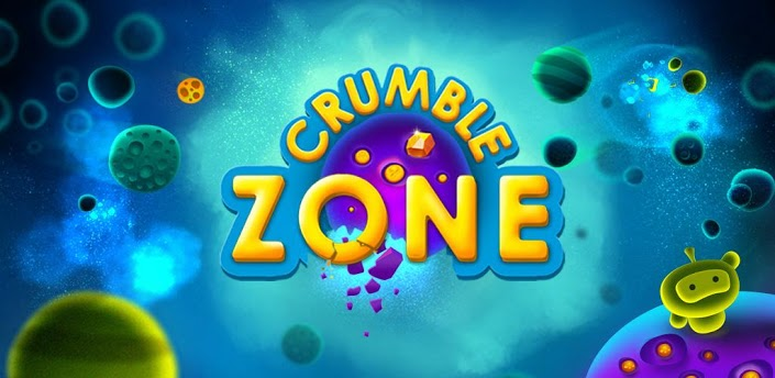 portada de Crumble Zone