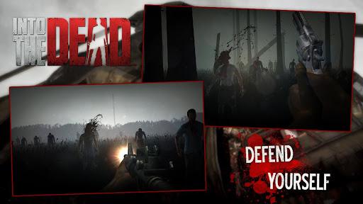 capturas de Into the Dead