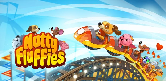 portada de Nutty Fluffies Rollercoaster