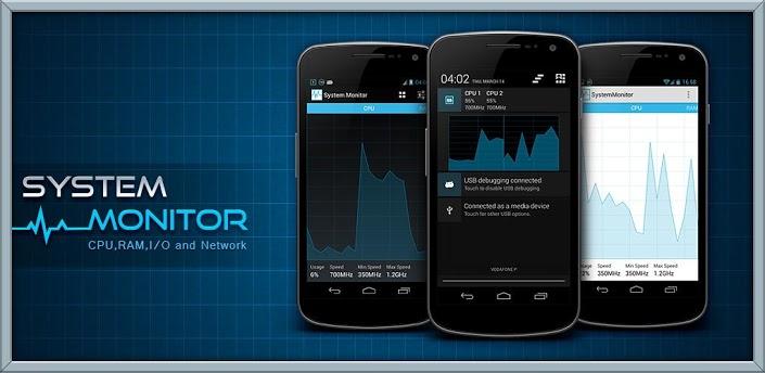portada de System Monitor