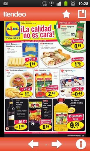 catalogo en Tiendeo - Ofertas y tiendas