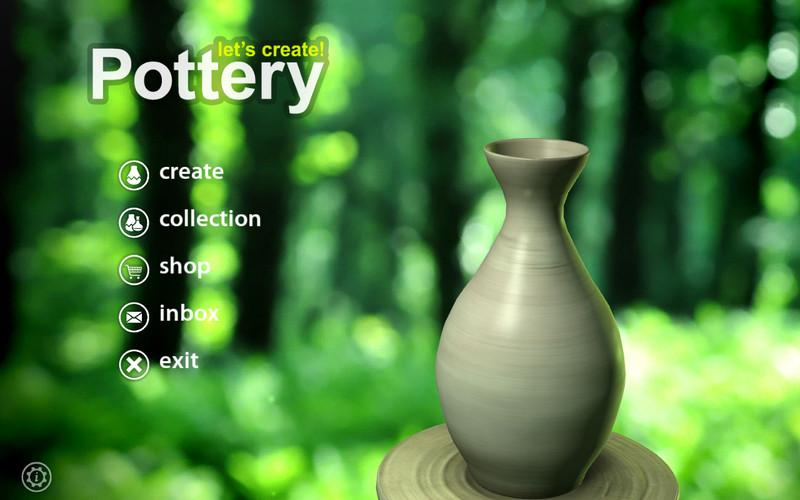 Imagen de la app pottery