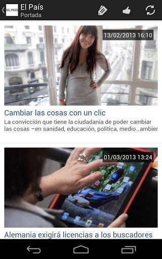 Imagen de Prensa española