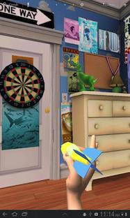 captura de Toy Story: Andy's Room