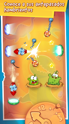 captura de Cut the Rope: Time Travel