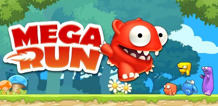 portada de Mega Run