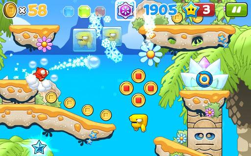 captura de pantalla de Mega Run