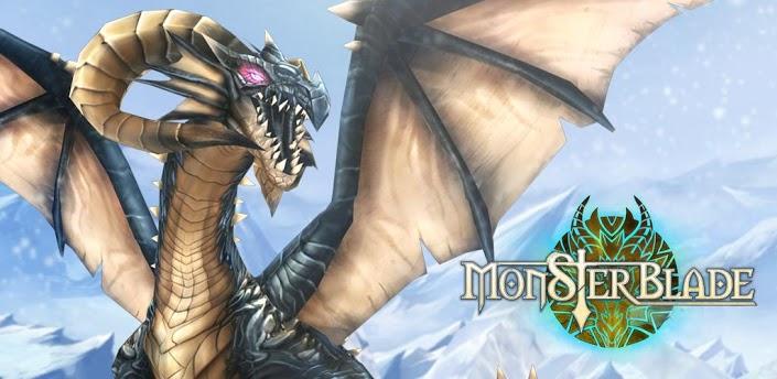 portada de Monster Blade