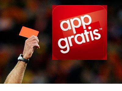 Expulsion de Appgratis en la AppStore