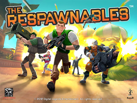 respawnables juego ipad o iphone