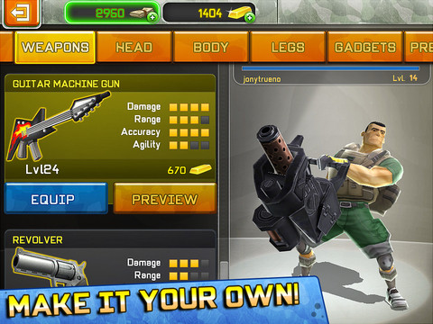 respawnables para iphone o ipad